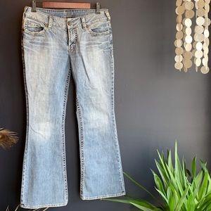 Pants - Silver Suki Bootcut